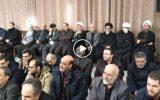مراسم بزرگداشت شهید سلیمانی در دانشگاه تبریز برگزار شد
