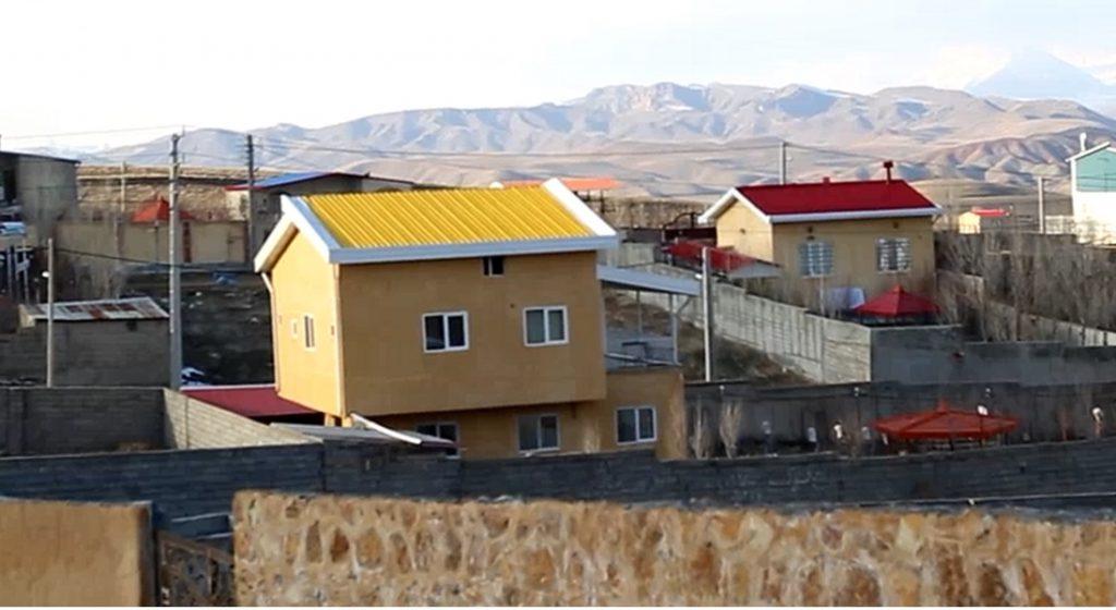 """اندرمصائب روستای """"زین آباد""""/کوه خواری در اطراف تبریز"""