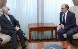 رایزنی دیپلماتهای ایران و ارمنستان در خصوص آخرین تحولات منطقه